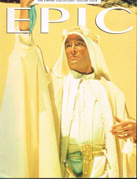 EPIC Empire Magazine Collection Vol. 4 Peter Otoole Lawrence of Arabia cover ref101535 S4 Supplement Containing Photos and Posters Ideal for framing. Measures approx 24cm x 32cm - 24 pages. Please read the full description and see photo.