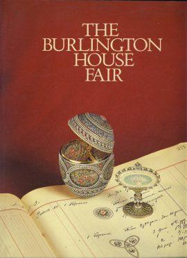 Pre-owned item.1987 Burlington House Antique Dealers Fair 152 page catalogue ref0082 A1 Pre-owned item.
