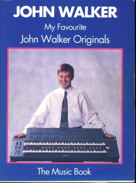 JOHN WALKER My Favourite Originals Music Book ref101548 1992  See for Miles Music 72 pages. Pre-owned item.