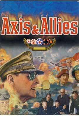 Axis & Allies HASBRO booklet 46 pages measures approx 15cm x  21cm ref101625 HASBRO INTERACTIVE small magazine pre-owned in good read condition. This is the booklet ONLY for Windows 95 onwards - game not included.