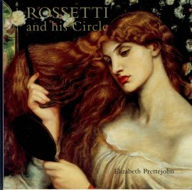 ROSSETTI and his Circle by Elizabeth Prettejohn ref101648 paperback pre-owned in good read condition. Inscibed bought at the Van Gogh Exhibition Amsterdam 2004