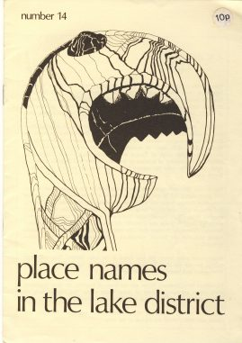 1977 Place names in the Lake District number 14 vintage booklet ref101710 Vintage 8 page booklet is pre-owned in used condition. Measure approx 21cm x 15cm