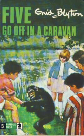 The Famous Five GO OFF IN A CARAVAN 1973 Enid Blyton vintage paperback book Book number 5. Illustrated by Eileen Soper KNIGHT paperback book pre-owned in very good used condition. Please see photos for details.