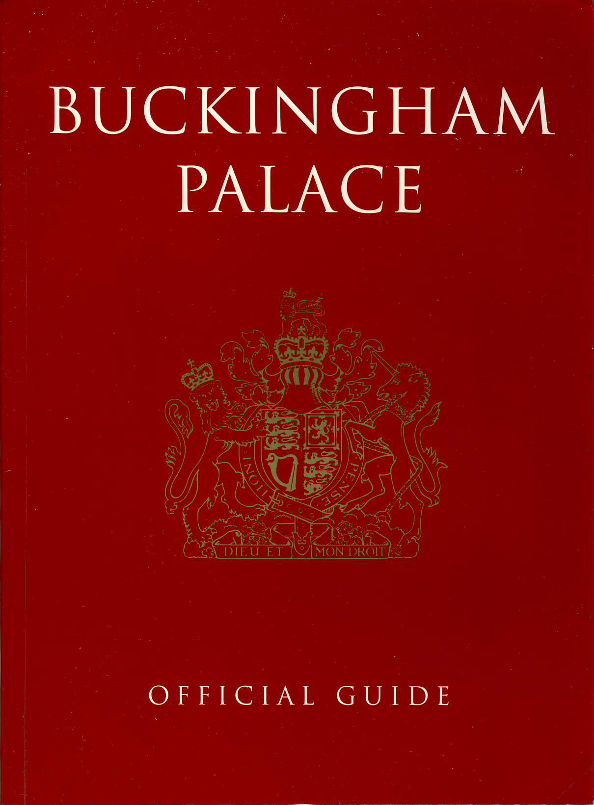 Buckingham Palace Official Guide 1994 refS5 Large glossy paperback 48 pages approx 28cm x 20cm - a pre-owned item in good clean condition.