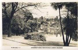 a Real Photograph produced In Australia by Rose stenograph Armadale Victoria. Pre-owned unused condition.