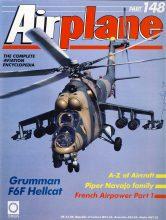 Airplane Magazine part 148 Grumman F6F Hellcat PIPER NAVAJO ORBIS