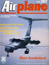 Airplane Magazine part 201 Short Sunderland ORBIS