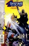 4 Horsemen no.2 WAR March 2000 DC Comics Vertigo VGC ref101555