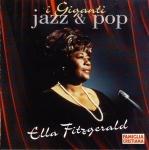 i Giganti Jazz & Pop ELLA FITZGERALD Music CD FC0010EL FAMILGLIA CRISTIANA r039