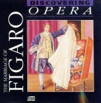 Discovering OPERA no.4 Highlights The Marriage of Figaro FABBRI music CD r141
