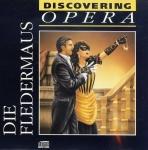 Discovering OPERA no.6 Highlights DIE FLEDERMAUS Strauss FABBRI music CD r153