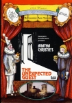 AGATHA CHRISTIE'S The Unexpected Guest Vintage Theatre Programme ref03