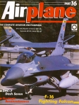 Airplane Magazine part 16 F-16 Fighting Falcon, DHC-7 Dash Seven ORBIS