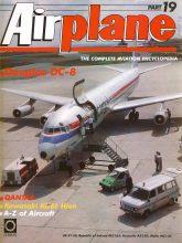 Airplane Magazine part 19 Douglas DC-8, QANTAS, Kawasaki Ki-61 Hien ORBIS