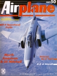 Airplane Magazine part 50 North American B-25 Mitchell, Antonov ORBIS