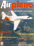 Airplane Magazine part 69 Boeing 767, Bae (DH/HS) 125, NATO ORBIS