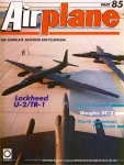 Airplane Magazine part 85 Lockheed U-2/TR-1, Douglas DC-2, T-6 Texan ORBIS