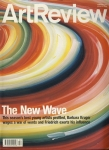 Art Review Magazine Feb 2001 NEW Amanda Ralph,Karin Davie,Emma Kay,Charles Kriel