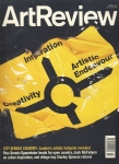 Art Review Magazine MARCH 2001 Peter Davies,David Shrigley,Jane Bustin,Ansuya Bl
