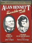 BBC Radio Alan Bennett Double Bill on Audio Tapes