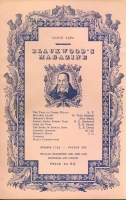 Blackwood's Magazine March 1960 Number 1733 Volume 287