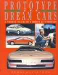 Prototype and Dream Cars by Dewar McLintock 1989 HB Book with DJ ref1011 (1)