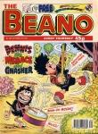 1997 September 27th BEANO vintage comic Good Birthday Present Gift Christmas Anniversary ref181