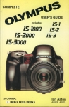 Complete OLYMPUS user's guide iS-1, iS-2, iS-3 Ian Aston 1993 Paperback Book refS4