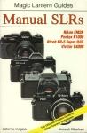 MANUAL SLRs Nikon,Pentax,Ricoh,Vivitar Joseph Meehan 1994 Paperback Book refS4