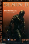 BLADE II Official Comic Adaptation Graphic Novel Direct Sales ref02-001