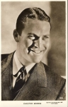 Chester Morris MGM Pictures RP Vintage Postcard r187