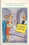 Vintage Collectable Humour Comic Postcards