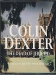 COLIN DEXTER The Dead of Jericho read by Kevin Whately AUDIO BOOK CASSETTE TAPES