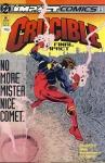 CRUCIBLE Final Impact Comic June 1993 VGC ref022