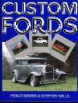 Custom Fords by P Riemer & S Mills 1989 HAYNES F581 HB Book DJ VGC ref097 (1)