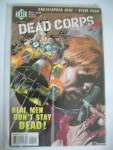 Dead Corps no.2 of 4 Oct 98 Helix Comic – Graphic Novel ref228