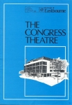 EASTBOURNE Congress Theatre 1985 An Evening with Ronnie Corbett programme c475