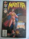 Enter Necro Mantra no.3 Malibu Comic Direct Edition – Graphic Novel ref233