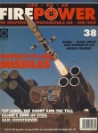 Fire Power Magazine LAND SEA AIR issue no.38 SURFACE TO AIR MISSILES Weapons