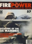 Fire Power Magazine LAND SEA AIR no.57 WEAPONS OF THE US MARINES AAV-7 ASSAULT