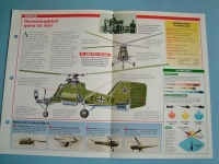 Helicopters and Vertiplanes Aircraft of the World Card 58 FLETTNER FL 282 Kolibri