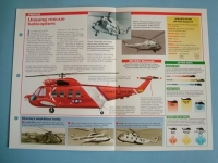 HelicoptersandVertiplanes Aircraft of World Card78 Sikorsky S 62HH 52 SEAGUARD