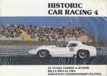 Historic Car Racing 4 25 Years Formula Junio Mille Miglia 1984 HB VGC ref099 (1)