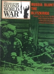 History of the Second World War no.23 Russia Blunts the Blitzkrieg Ref190