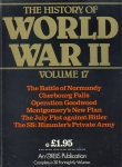 History of World War II Vol.17 Normandy, Cherbourg, Goodwood, The SS