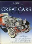 Inside 100 Great Cars Large Hardback Book (1988) Marshall Cavendish DJ VGC ref101 (1)