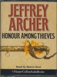 JEFFREY ARCHER Honour Among Thieves read by Martin Shaw AUDIOBOOK CASSETTE TAPES