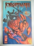 Knightmare 1st Explosive Issue Image Comic 1 FEB – Graphic Novel ref247