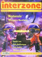 interzone magazine #191 Jack McDevitt,Naturals by Gregory Benford, Tanith Lee, Tony Ballantyne sci-fi ref100827