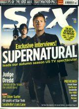 SFX magazine #148 2005 Supernatural, Judge Dredd ref101100